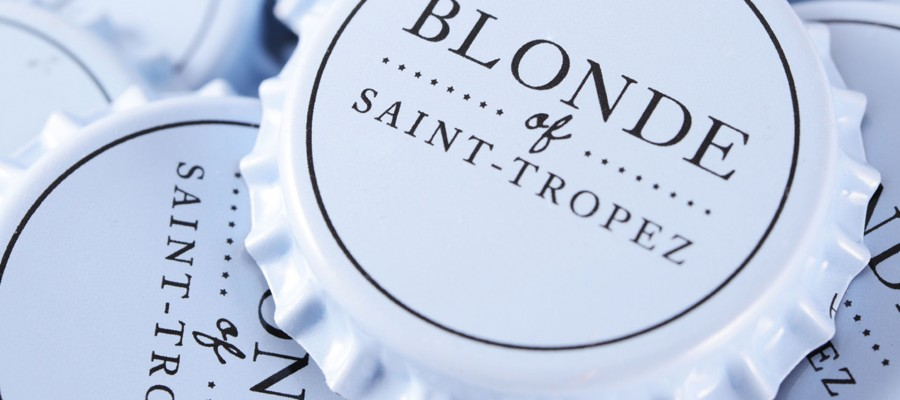 Blonde of Saint-Tropez