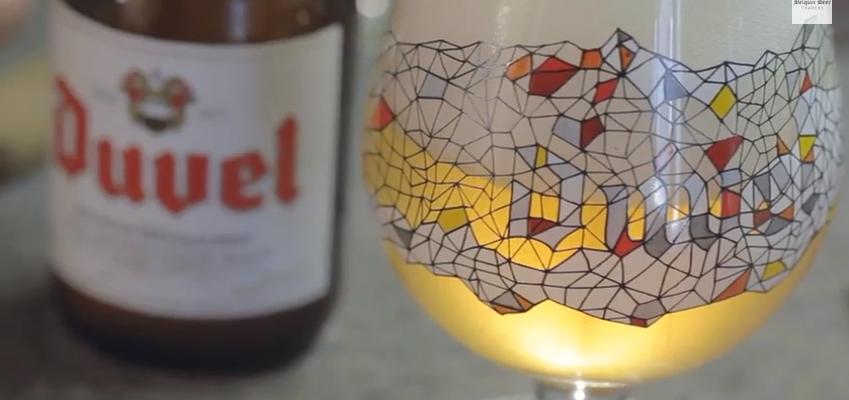 Duvel Glass
