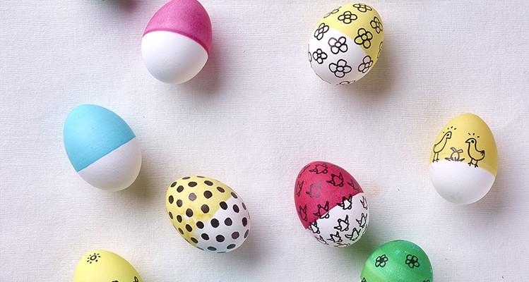 Easter eggs for Delhaize